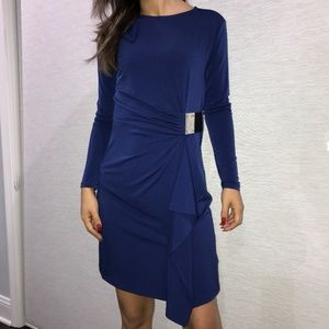 Michael Michael Kors Long Sleeve Dress